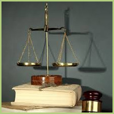 The legal dispositions - Justice and law