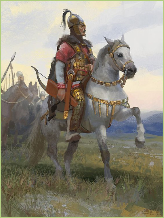 Attila the Hun - Blood Conqueror