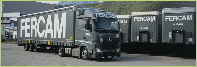Our Transporters Partner - FERCAM Austria